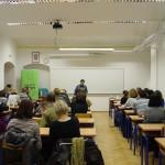 Zupanijsko strucno vijece likovne umjetnosti u V. gimnaziji