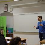 Zupanijsko strucno vijece likovne umjetnosti u V. gimnaziji2