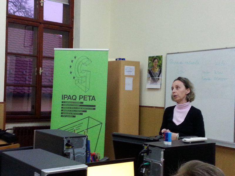 Predavanje IPAQ Peta u Vinkovcima