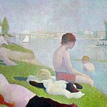 1319_Bathing_at_Asnieres_Seurat_Georges